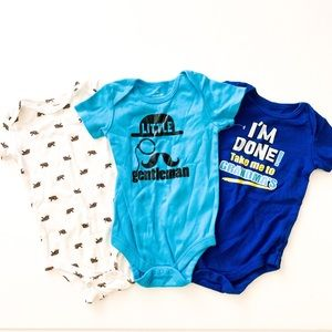 Carter's Brand body suits